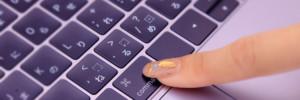 Mac のキーボード